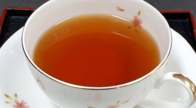 「紅茶」作っています。