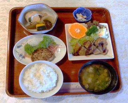 山口食彩認定メニュー「豚豚拍子」 1日10食限定です!