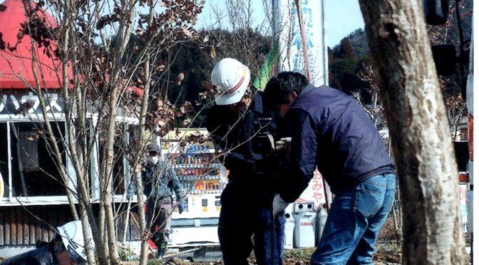 「里山丸ごと雑木による木漏れ日計画」